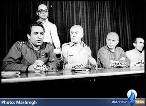 سران رژیم پهلوی پس از دستگیری
