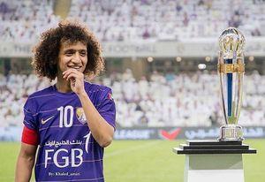 عکس/عمر عبدالرحمن وارد عربستان شد