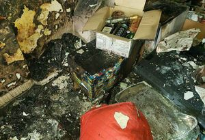 فیلم/ حادثه انفجار منزل مسکونی!