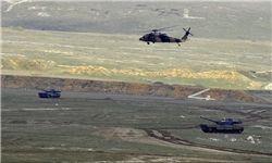 سرنگونی یک بالگرد ترکیه در نزدیکی استان هاتای