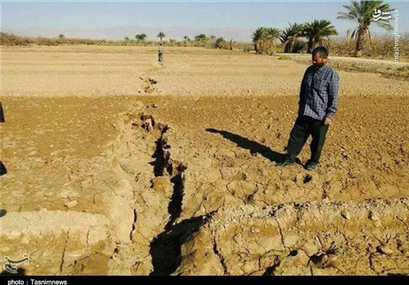 خشکسالی بیسابقه سیستان و بلوچستان به روایت تصویر