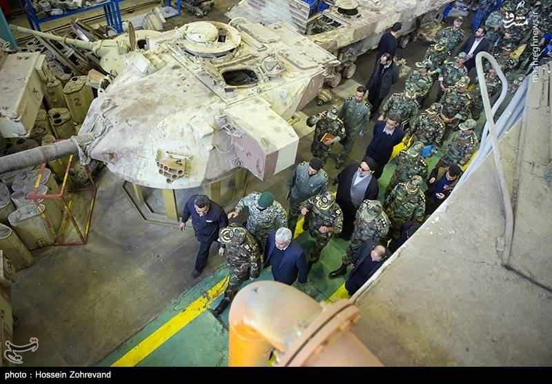 Iranian Ground Forces | News and Equipment - Page 4 2188589