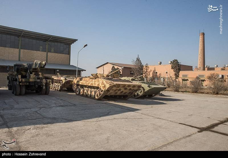 Iranian Ground Forces | News and Equipment - Page 4 2188590