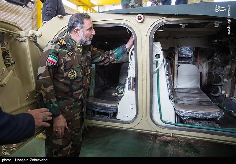Iranian Ground Forces | News and Equipment - Page 4 2188599