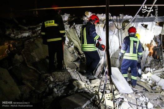 حادثه انفجار در یک منزل مسکونی در محله دولت آباد در ساعت ۱۲:۴۱ به سامانه آتش نشانی شهرداری تهران اطلاع داده شد.