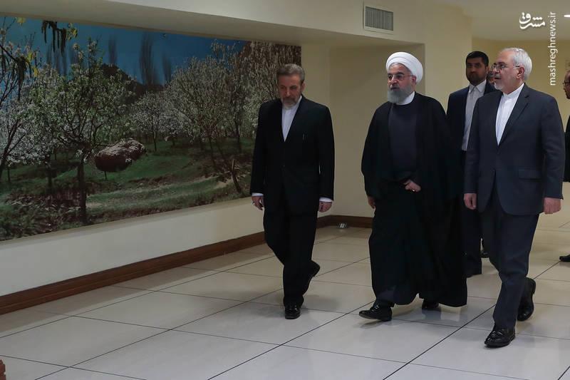 روحانی: ایران آماده پذیرش سرمایه گذاری، بویژه در بخش نفت، گاز، پتروشیمی، گردشگری و معدن است
