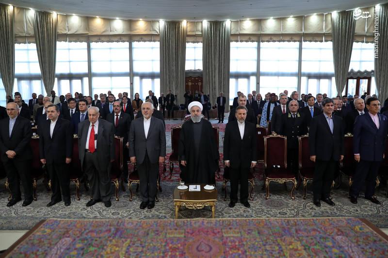 روحانی: اگر رفتار امریکا با برجام، بازی سیاسی نباشد؛ یک خطای بزرگ تاریخی و استراتژیک است