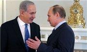 پوتین نتانیاهو