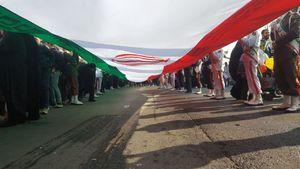 حاشیههای راهپیمایی ۲۲ بهمن در تهران