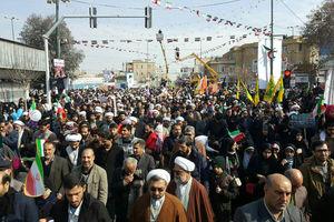 حضور مراجع تقلید در راهپیمایی ۲۲ بهمن