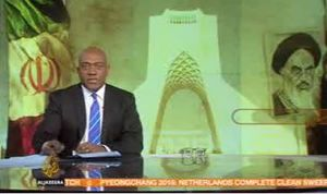 فیلم/ بازتاب راهپیمایی 22بهمن در الجزیره