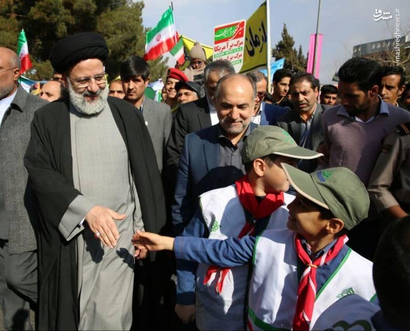 حجت الاسلام سیدابراهیم رئیسی تولیت آستان قدس رضوی
