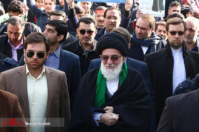 حجت الاسلام هاشمی شاهرودی رئیس مجمع تشخیص مصلحت نظام