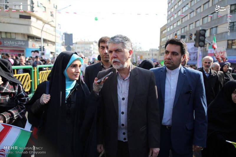 عباس صالحی وزیر فرهنگ و ارشاد اسلامی