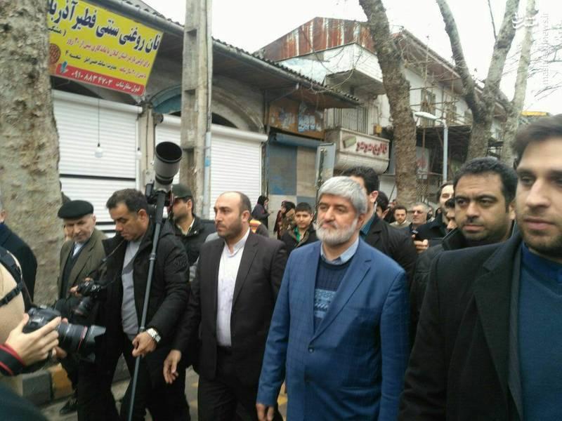 علی مطهری نماینده مجلس شورای اسلامی