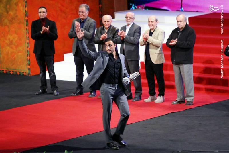 جشنواره فجر بهترین بازیگر مرد