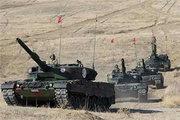 ارتش ترکیه عفرین را محاصره کرد