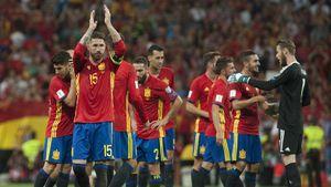 بوفون: تضمینی برای صعود اسپانیا از مرحله گروهی نیست!/آلمان مرموز است