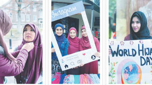 تنگناهای ضدحقوق بشری غرب برای زنان مسلمان
