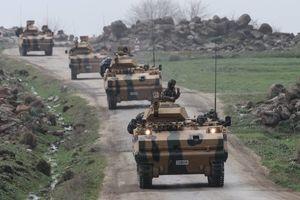 کشته شدن ۱۸ نظامی ترکیه در اربیل