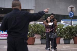 فیلم/ نجات گروگان توسط پلیس عنکبوتی