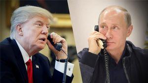 رایزنی پوتین و ترامپ در مورد اوضاع منطقه