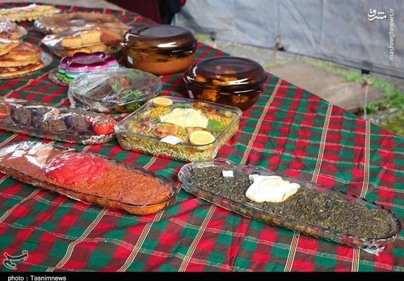 جشنواره روستا در رودسر به روایت تصویر