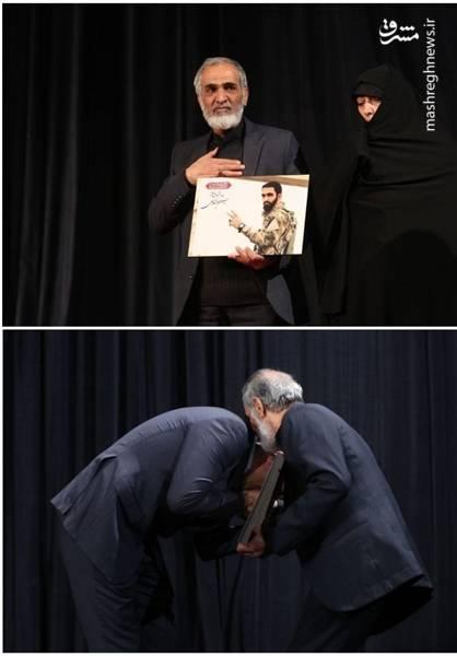 شهیدی که حاتمیکیا در جشنواره فیلم فجر از خانواده او تقدیر کرد، کیست؟