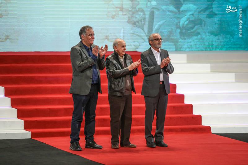 هیأت داوران  سی و ششمین جشنواره فیلم فجر