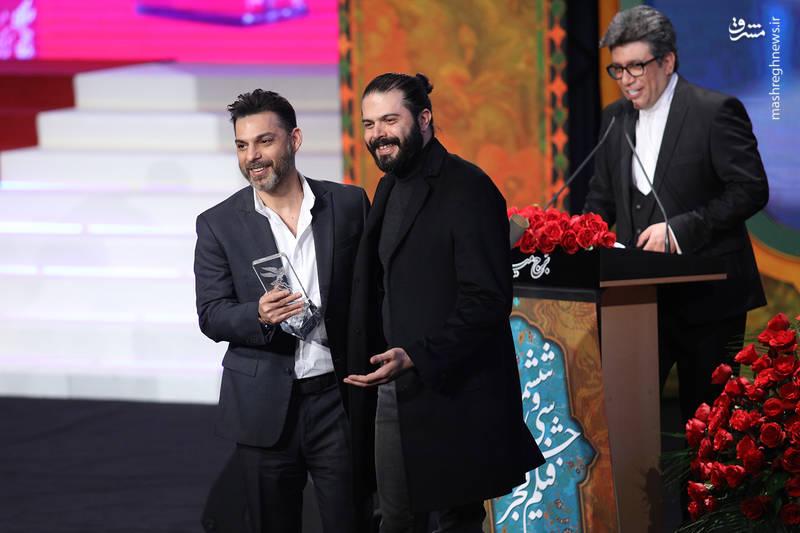 جایزه ویژه هیئت داوران جشنواره فیلم فجر اهدا شد به : پیمان معادی برای فیلم بمب، یک عاشقانه