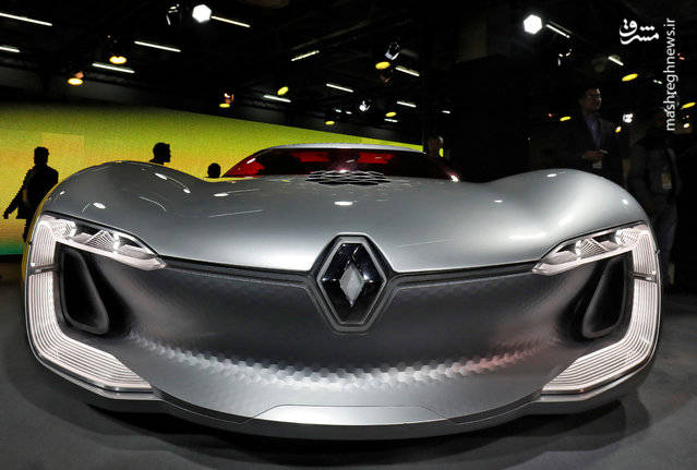 (Renault Trezor)طرح مفهومی رنو