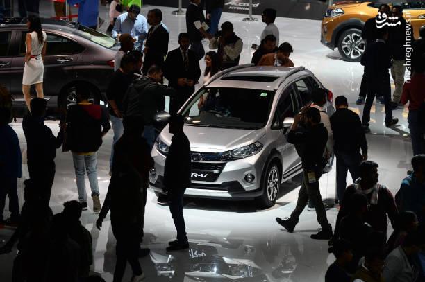 نمایشگاه خودروی هند 2018