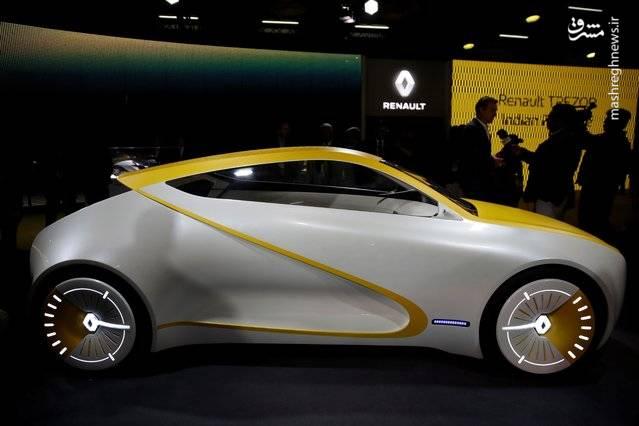 (Renault's Reon)طرح مفهومی رنو