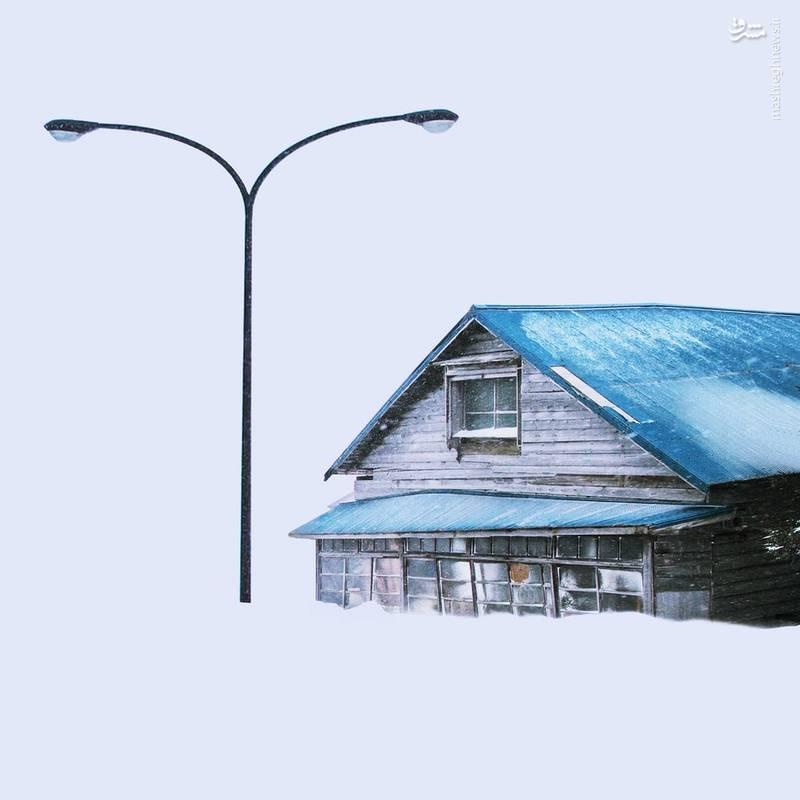 """"""" باد اوختسک """" ( شهری بسیار سرد در روسیه که در نزدیکی سیبری واقع است)"""