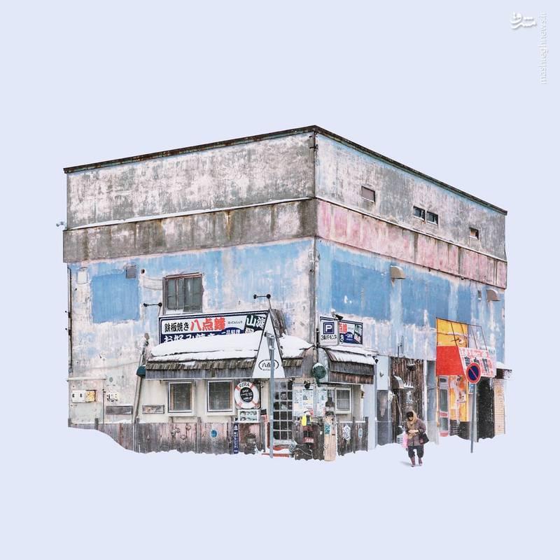 از نظر یانگ، می توان ترکیبی از عکاسی مدرن و سنتی را در این مکان سراسر برفی طراحی کرد