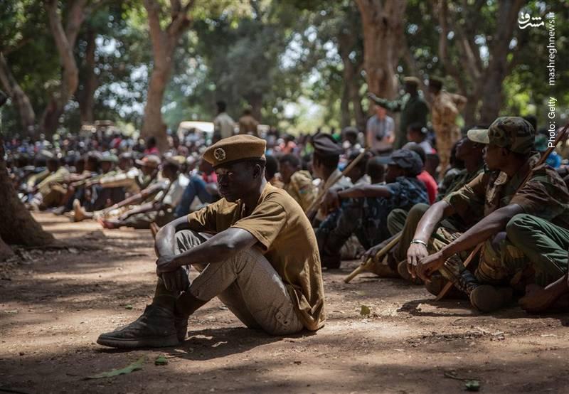 برنامه سازمان ملل برای جداسازی صدها کودک و نوجوان شامل 87 دختر از گروههای نظامی که طی سالهای اخیر درگیر جنگ داخلی سودان جنوبی بودهاند.