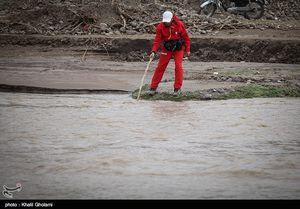 سیل در کمینِ تهران