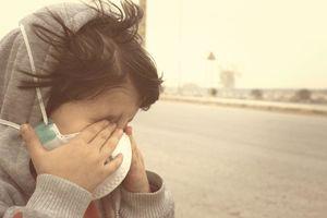 آلودگی شدید اهواز