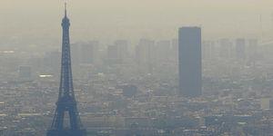 تأثیر آلودگی هوا بر اعضای بدن