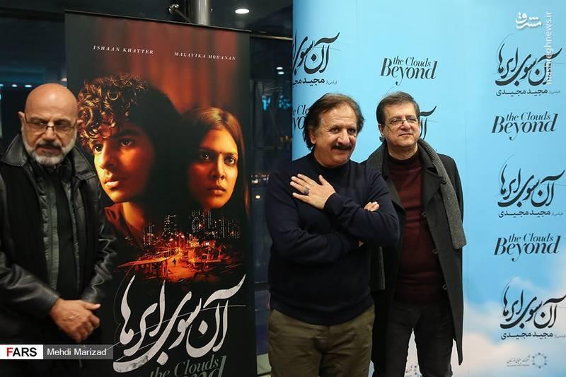 مجید مجیدی: «آنسوی ابرها» دنباله اعتقادات سینمایی من است