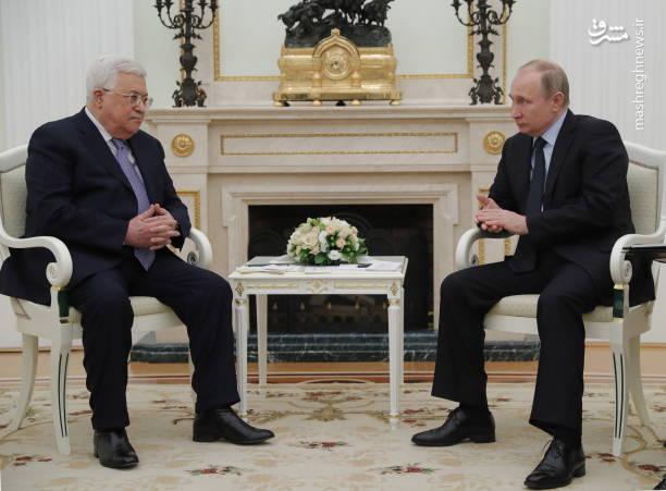 رئیس جمهور روسیه نیز با بیان اینکه وضعیت در موضوع صلح فلسطین-اسرائیل، بسیار از نقطه مطلوب دور است، گفت: دقایقی پیش با ترامپ تلفنی درباره مناقشات فلسطین صحبت کردم