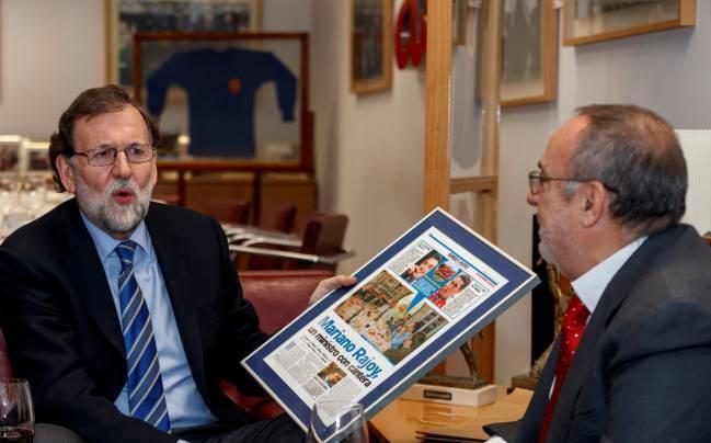 تیم رویایی نخست وزیر اسپانیا برای حضور در جام جهانی