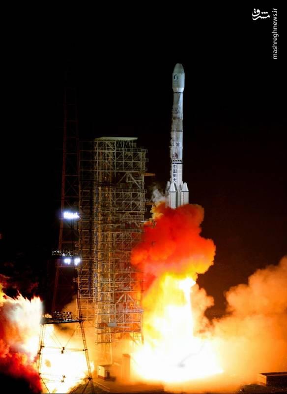 راکت لانگ مارچ 3 بی چین