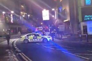 وقوع انفجاری مهیب در مرکز شهر بیرمنگام انگلیس