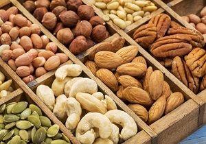با سالمترین مغزهای خوراکی آشنا شوید