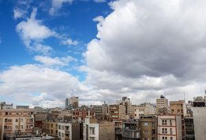 عکس/ وقتی هوای تهران دلپذیر میشود!,