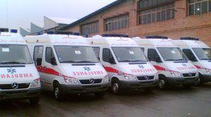 هیچ آمبولانسی از گمرک ترخیص نشده است