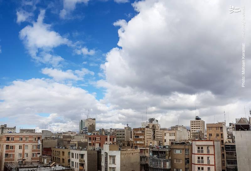 امروز (چهارشنبه) هوای تهران سالم و شاخص کیفیت هوا روی عدد 90 قرار گرفت.