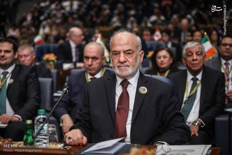 ابراهیم جعفری(وزیر امور خارجه عراق)