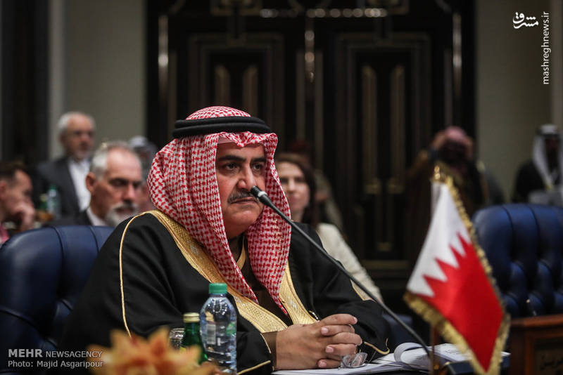 خالد بن احمد آل خلیفه(وزیر امور خارجه بحرین)